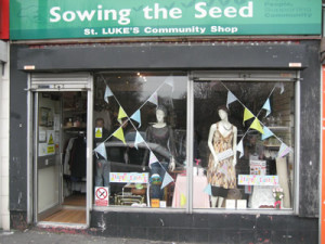Sowing the Seed: St Luke's Community Work Shop