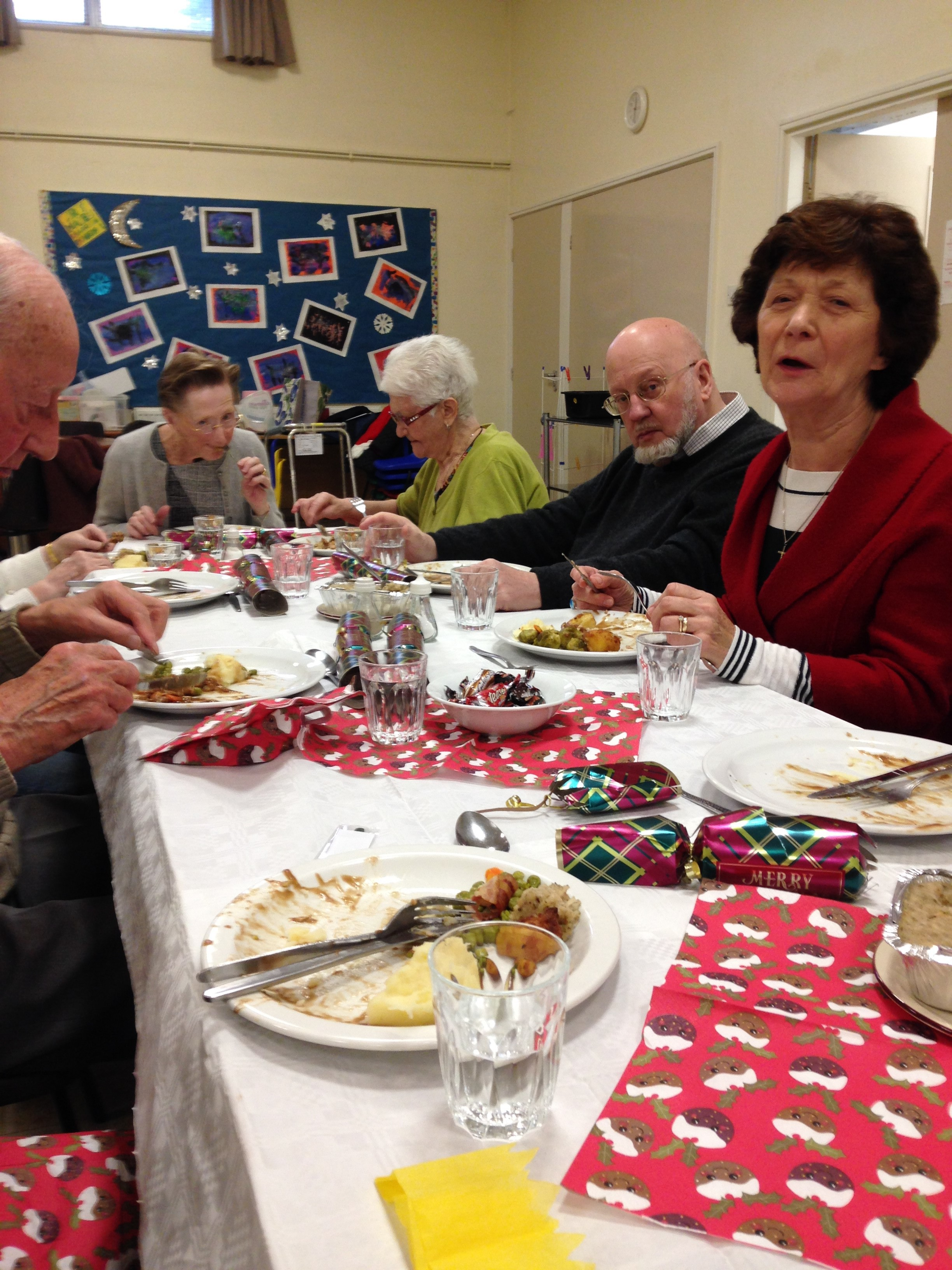 Wednesday Club Christmas Lunch